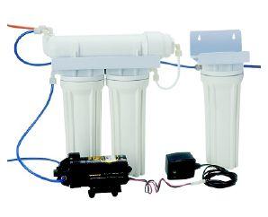 Comprar Filtro Osmose Reversa DE 220 - com bomba Pressuriza��o