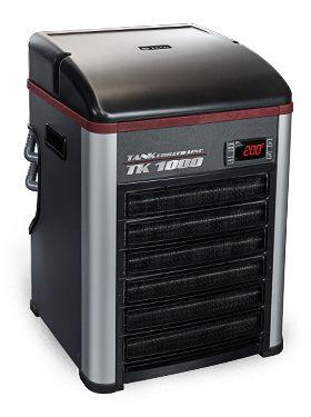 RESFRIADOR TECO TK1000 1/4HP 110V (AQUARIOS ATE 1000L) *NOVO*