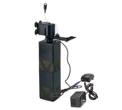 FILTRO INT BOYU SP- 101UB 720L/H C/BOMBA SUB E UV 5W 110V