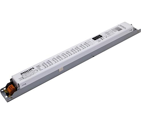 REATOR T5  para lâmpadas de  36w ou 54w ou 55w ou 58w - BIVOLT P/ 1 OU 2 LAMP.