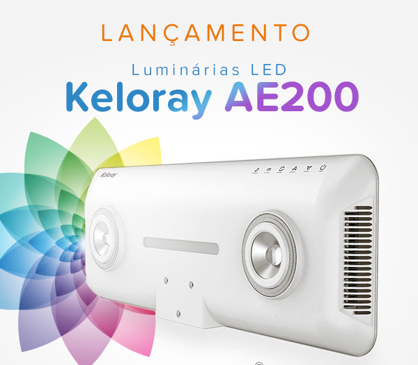 Luminária LED Keloray AE200